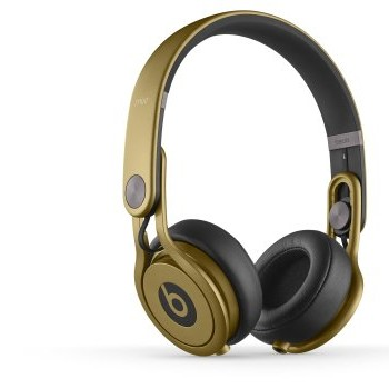 Beats Mixr On Ear Headphones – (Gold) image