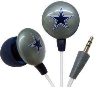 Dallas Cowboys Ear Buds image
