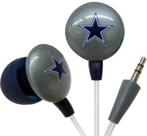 Dallas Cowboys Ear Buds image