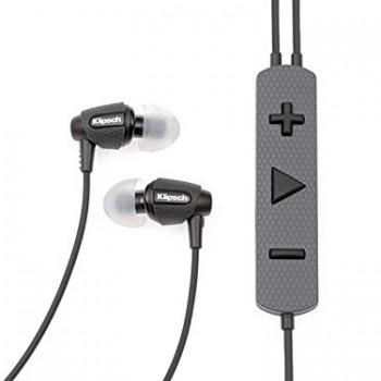 Klipsch Image S4i Rugged – BLACK All Weather In-Ear Headphones image