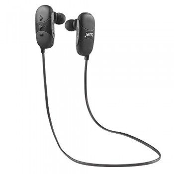 JAM Transit Wireless Ear Buds (Black) HX-EP310BK image