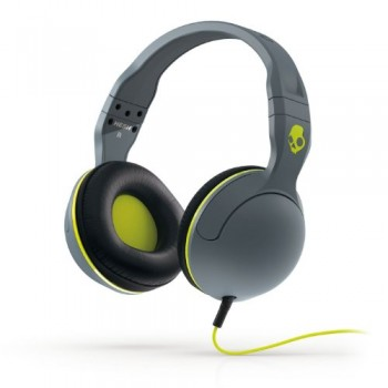 Skullcandy S6HSFZ-319 Hesh 2 Headphones, Gray/Black/Lime image