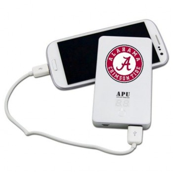 University of Alabama Crimson Tide APU 5000MD – USB Mobile Charger image