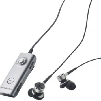 Phiaton PS 210 BTNC Bluetooth 3.0 Active Noise Cancelling Stereo Earphones with Mic image