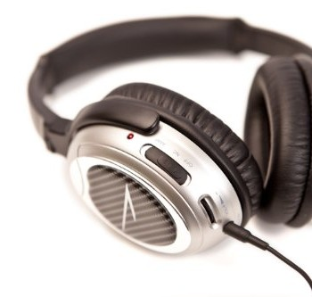 Solitude XCS Active Noise Canceling and Amplifier Headphones image