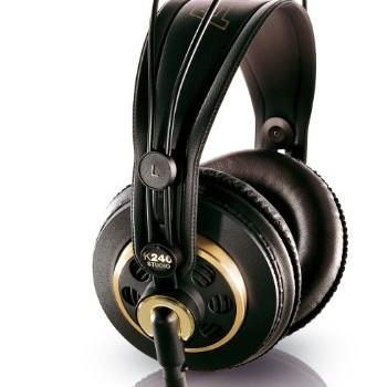 AKG K 240 Semi-Open Studio Headphones image