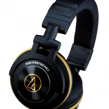 Audio-Technica ATH-PRO700 MK2 Professional DJ Headphones image