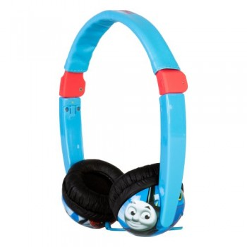 Thomas and Friends Kid Safe Headphones – Blue (19785) image