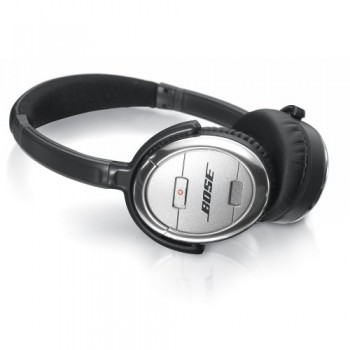 Bose QuietComfort 3 Acoustic Noise Cancelling Headphones, Black image
