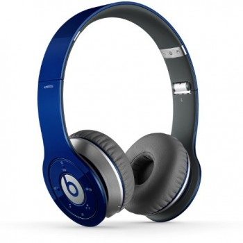 Beats Wireless On-Ear Headphone (Blue – Discontinued by Manufacturer) image