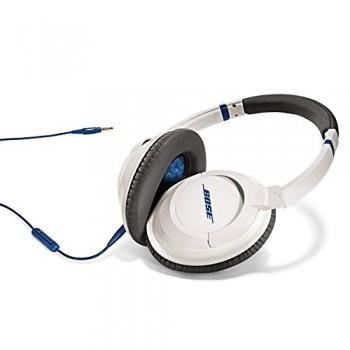 Bose SoundTrue Headphones Around-Ear Style, White image