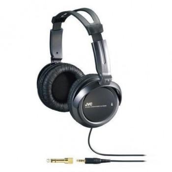 JVC HARX300 Full-Size Headphones (Black) image