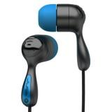 JLab JBuds Hi-Fi Noise-Reducing Ear Buds (Black / Electric Blue) thumbnail