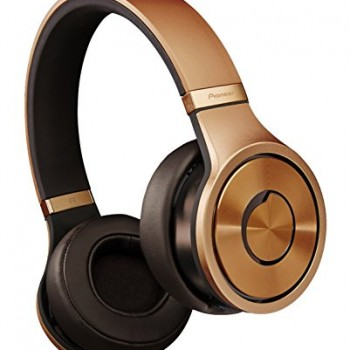 Pioneer SE-MX9-T Headphones, Bright Copper image