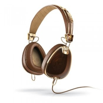 Skullcandy Aviator Brown/Gold Mic3 image