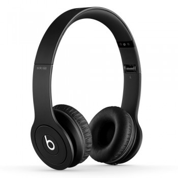 Beats Solo HD On-Ear Headphone (Drenched in Black) image