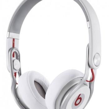 Beats Mixr On-Ear Headphones (White) image