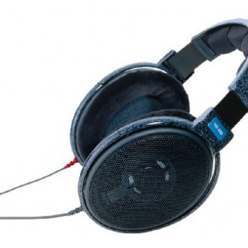 Sennheiser  HD 600 Open Dynamic Hi-Fi Professional Stereo Headphones (Black) image