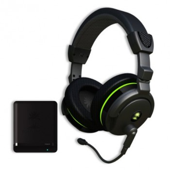 Turtle Beach Ear Force X42 Wireless Dolby Surround Sound Gaming Headset image