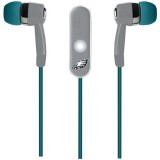 NFL Philadelphia Eagles Hands Free Ear Buds with Microphone thumbnail