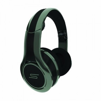 SMS Audio STREET by 50 Cent Wired DJ Headphones – Grey image