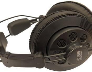 Superlux HD668B Dynamic Semi-Open Headphones image