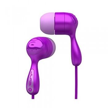 JLab JBuds Hi-Fi Noise-Reducing Ear Buds (Purple) image