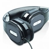 PSB M4U 1 Over-Ear Audiophile Headphones with Remote & Mic (Black) thumbnail