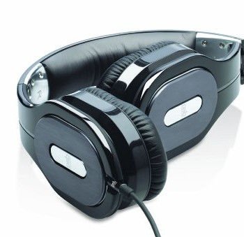 PSB M4U 1 Over-Ear Audiophile Headphones with Remote & Mic (Black) image