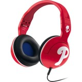 Skullcandy MLB Hesh 2.0 Philadelphia Phillies with Mic Sports Collection Wired Headphone – Red thumbnail