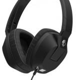 Skullcandy Crusher Over-Ear Headphones with Built-in Amplifier & Mic – Black thumbnail