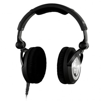 Ultrasone PRO 900 S-Logic Surround Sound Professional Headphones – Black image