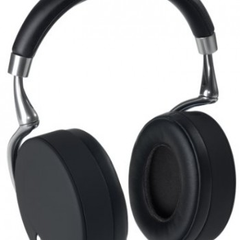 Parrot Zik Wireless Noise Cancelling Headphones with Touch Control – Black/Silver image