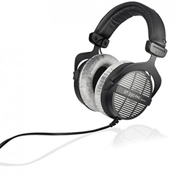 Beyerdynamic DT-990-Pro-250 Professional Acoustically Open Headphones for Monitoring and Studio Applications image