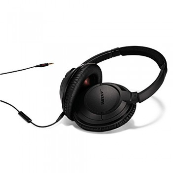 Bose SoundTrue Headphones Around-Ear Style, Black image