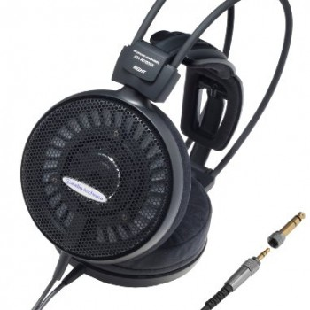 Audio Technica Audiophile ATH-AD1000X Open-Air Dynamic Headphones image