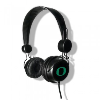 Oregon Ducks Headphones image