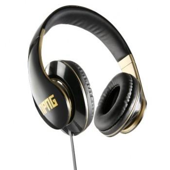 Veho VEP-020-NPNG No Proof No Glory Headphones, Black image