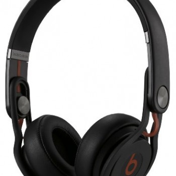 Beats Mixr On-Ear Headphone (Black) image