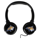 Montana State Fighting Bobcats Sonic Boom Headphones thumbnail