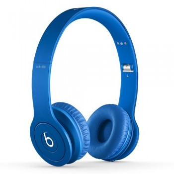 Beats Solo HD On-Ear Headphone (Drenched in Blue) image