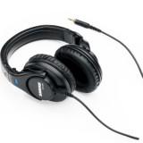 Shure SRH440 Professional Studio Headphones (Black) thumbnail