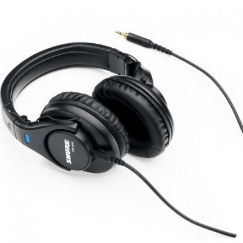 Shure SRH440 Professional Studio Headphones (Black) image