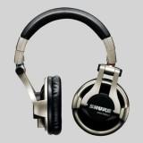 Shure Srh750dj Professional Dj Headphones thumbnail