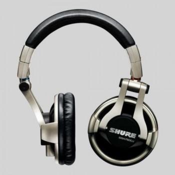Shure Srh750dj Professional Dj Headphones image