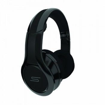 SMS Audio STREET by 50 Cent Wired DJ Headphones – Black image