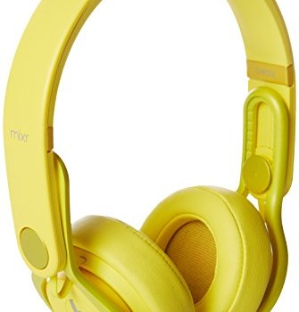 Beats Mixr On Ear Headphone – Color – Yellow image
