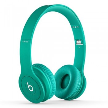 Beats Solo HD On-Ear Headphone (Drenched in Teal) image