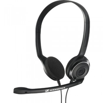 Sennheiser PC 8 USB – Stereo USB Headset for PC and MAC with In-line Volume and Mute Control image