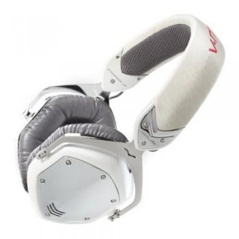 V-MODA Crossfade LP Over-Ear Noise-Isolating Metal Headphone (White Pearl) image